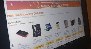 amazon black friday lightning deasl black friday by the numbers mobile marketing magazine