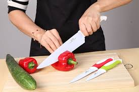 amazon com ga homefavor 6 piece knife set nonstick coated chef
