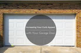 Overhead Door Lexington Ky by Increasing Your Curb Appeal With Your Garage Door Absolutedoor Net