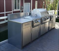 kitchen outdoor kitchen design ideas built in grill kits covered