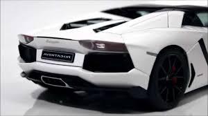 Lamborghini Aventador Lp700 4 Roadster - 1 18 lamborghini aventador lp700 4 roadster in bianco isis white