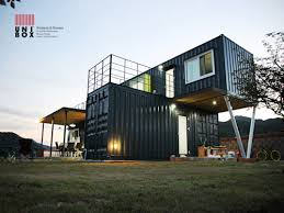 Container houses in Malaysia High functionality low cost