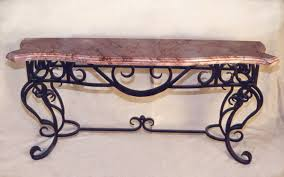 Stone Sofa Table Hall Table Marble Iron And Marble Hall Table Custom Sofa Table