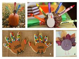 having fun at home turkey crafts for kids