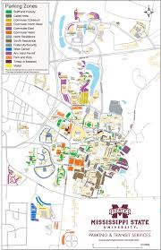 Boise State Campus Map Buy Mississippi Road Map Map Of Mississippi Road Map Of