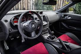 nissan 370z 2017 interior review 2018 nissan 370z nismo canadian auto review
