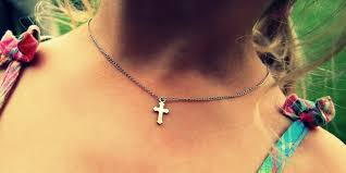 wear cross necklace images Can christians wear the cross at work free speech debate jpg