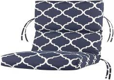 nautical outdoor chair cushions home design ideas and pictures