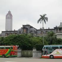 taipei guest house 臺北賓館 and taipei botanical garden台北植物園