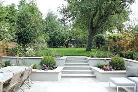 Split Level Garden Ideas Split Level Landscape Ideas Landscaping Ideas For Front Yard Of