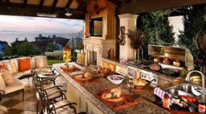 ideas for outdoor kitchens best 34 outdoor kitchen design terrace look adorable for your