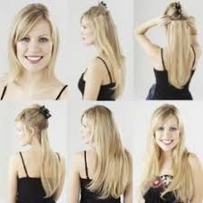 hair extensions styles clip in hair extensions for your wedding day women hairstyles
