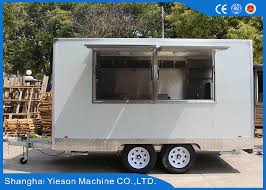 Kitchen Trailer For Sale by Yieson Made Mobile Kitchen Concession Trailer For Hamburger Sale