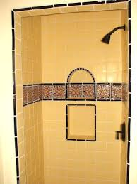 mexican tile bathroom designs mexican tile bathroom shower with special 4 trim accents