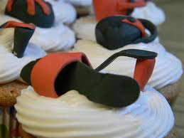 high heel shoe cupcake tutorial the cake class