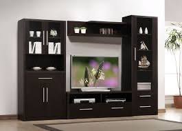 acme 08328 malloy espresso entertainment center set
