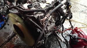 แกะกล อง isuzu d max เคร อง 4jk1 engine 2 5 2 500 cc common