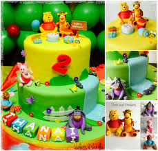 and friends cake winnie the pooh and friends cake violets vanilla