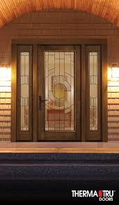 wood and glass exterior doors 18 best classic craft rustic collection images on pinterest