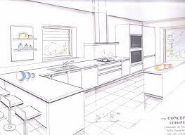 dessin cuisine 3d plan cuisine 3d gratuit des photos conception cuisine best of