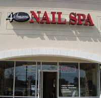 home professional nail salon in gaprofessional nail