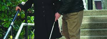 Mobility Canes For The Blind The White Cane Symbolizes Self Reliance And Accomplishment