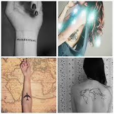 travel tattoos images Top 5 travel tattoos jpg