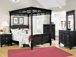 Steel Canopy Frame by Bedroom Bedroom Furniture Classic Decoration With Black Polished