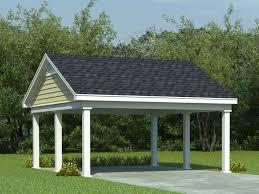 Garage Plans With Cost To Build Carport Design Ideas Bangert Park 2 Car Carport Plans Garage