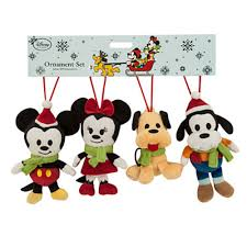 best collections of mickey mouse christmas ornament sets all can