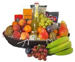 thanksgiving fruit basket thanksgiving gift baskets dolce and gourmando a toronto gift