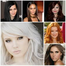 Warm Tone Hair Color Hair Color Your Skin Tone Hair And Model