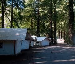 tent cabin tent cabin cing fernwood cground resort big sur california