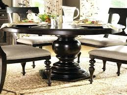 Glass Top Pedestal Dining Tables Dining Table Dining Table Wooden Base Glass Top Bases For Tops