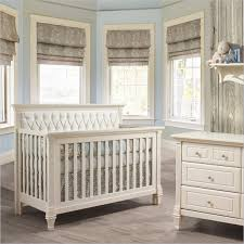 Baby Convertible Cribs Furniture Natart Belmont 5 In 1 Convertible Crib With Tufted Panel