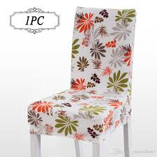 Polyester Chair Covers Home Chair Cover Half Spandex Dining Chair Covers Wedding Banquet
