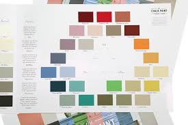 annie sloan chalk paint colour card annie sloan