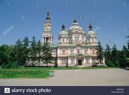 the zenkov cathedral built with wood but no nails in 1904 at
