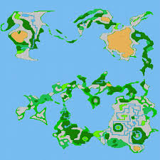 Minecraft World Maps by Remake Ff1 On Minecraft Wip Maps Maps Mapping And Modding