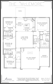 Tulsa Home Builders Floor Plans by Mclemore Tulsa Home Builders Simmons Homes