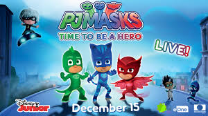 tickets pj masks live tixx central