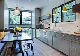 vintage kitchen furniture 15 modern grey kitchen cabinets in silver shades fresh design pedia