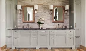 Stunning Gray Bathroom Vanity Ideas Amazing Design Ideas - Awesome white 48 bathroom vanity residence