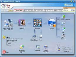 picture albums online digital photo album free slideshow software photo