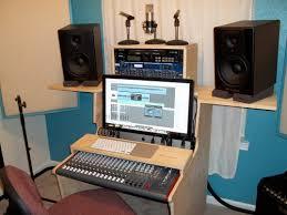 Small Recording Studio Desk My Little Corner Of The World And A Lesson In The Ergonomics Of