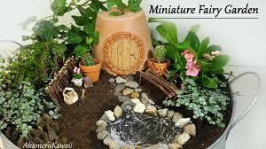 project ideas mini fairy garden excellent decoration natureworks