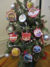 diy league of legends tree ornaments leagueoflegends