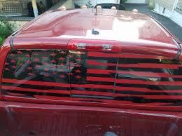 dodge ram rear window dodge ram rear window distressed flag decal cummins