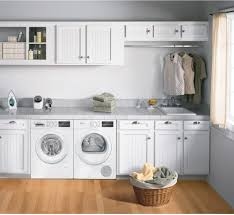 Laundry Room Storage Between Washer And Dryer by Bosch Wtg86400uc 24 Inch Electric Dryer With Automatic Dry