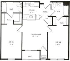 best 2 house plans best two bedroom house plans image of plan of 2 bedroom house 1